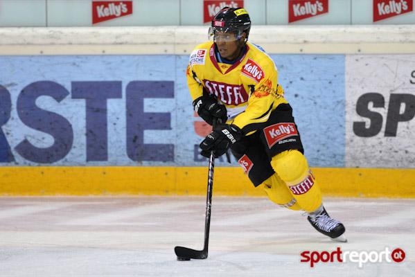 Nathan Robinson, Vienna Capitals
