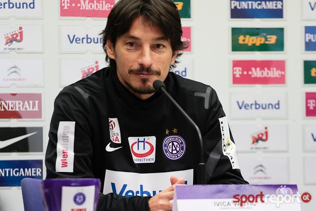 Ivica Vastic, SV Mattersburg