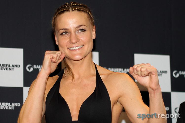 """Dreifach-Boxweltmeisterin Nicole Wesner ist Kandidatin bei der neuen TV-Show """"Ninja Warrior Germany"""""""