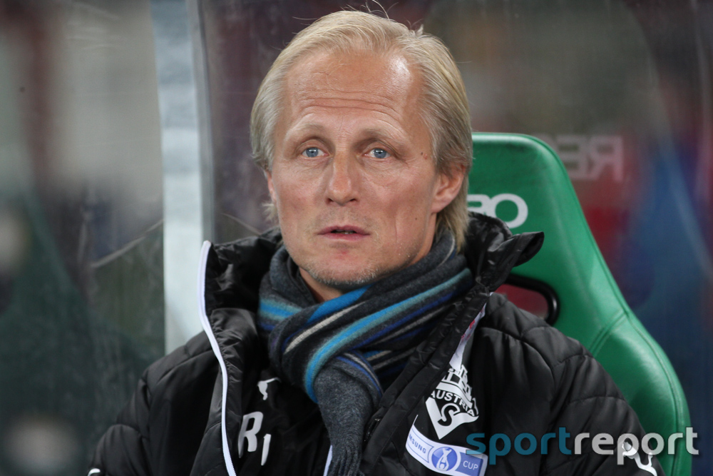 SK Rapid Wien, SV Austria Salzburg, Ernst Happel Stadion, ÖFB Samsung Cup