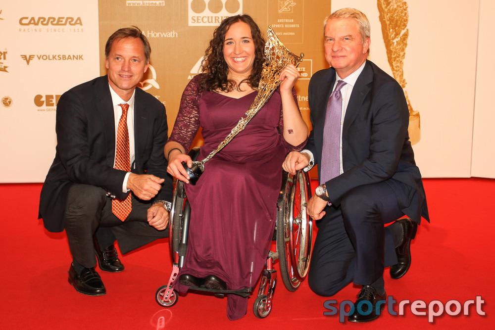 Sporthilfe, Gala-Nacht des Sports, Austria Center Vienna, Sportler des Jahres
