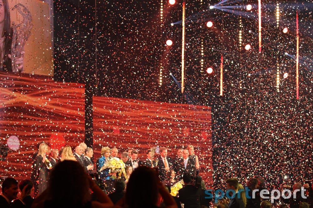 Spo rthilfe, Gala-Nacht des Sports, Austria Center Vienna, Sportler des Jahres