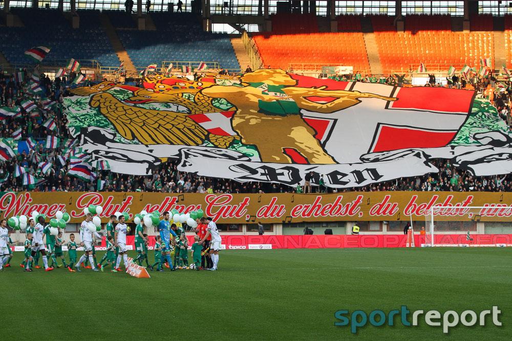 SK Rapid Wien, SK Sturm Graz, Ernst Happel Stadion, tipico Bundesliga