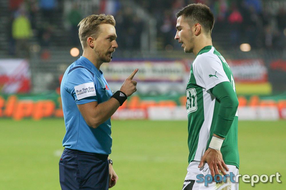 Fußball, Bundesliga, Tipico Bundesliga, SV Mattersburg, WAC, 22. Runde