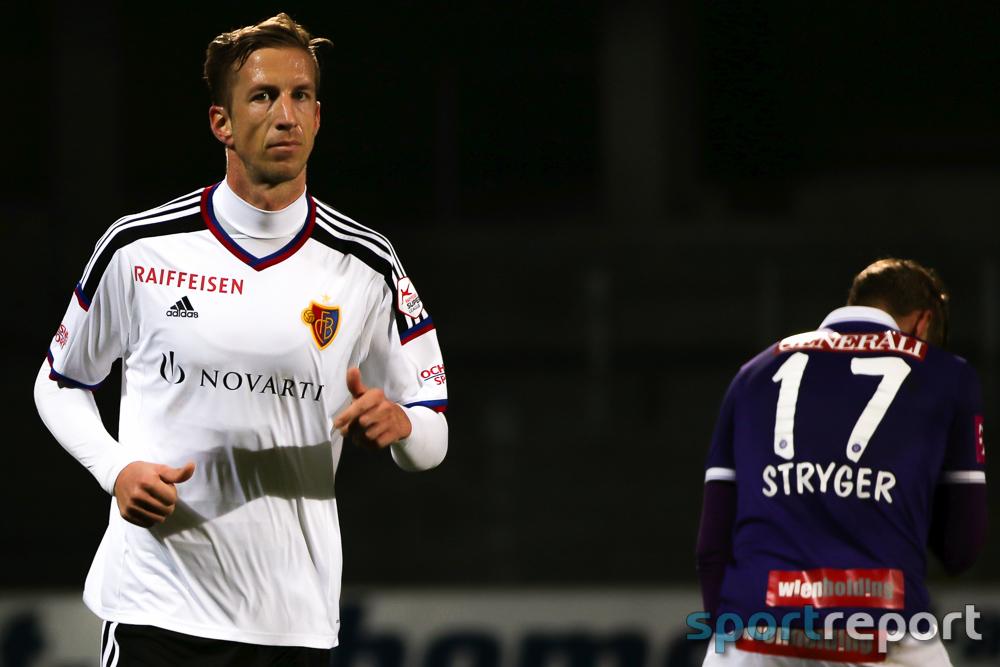 FK Austria Wien, FC Basel, Generali Arena, Testspiel