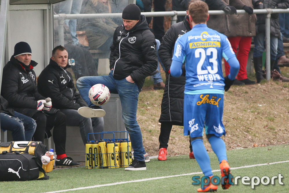 FAC, Floridsdorfer AC, SC Parndorf, Testspiel, FAC-Platz