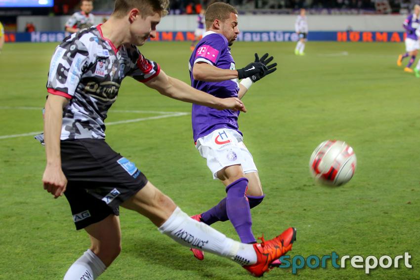 FK Austria Wien, LASK, Generali Arena, Samsung ÖFB Cup