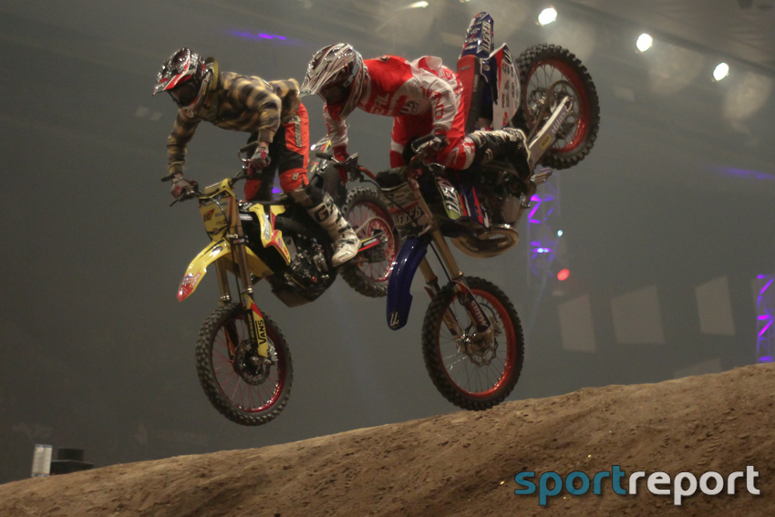 Masters of Dirt, Masters of Dirt, Wiener Stadthalle, Masters of Dirt
