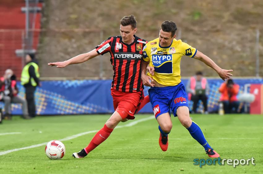 Niederösterreich Derby - Admira Wacker muss bei SKN St Pölten antreten