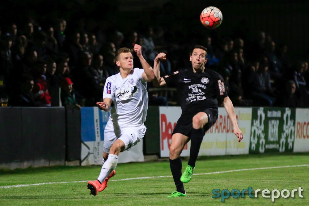 Wiener Sportklub, FK Austria Wien Amateure, Sportklub-Platz, Regionalliga Ost