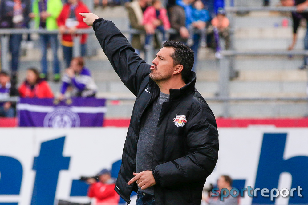 Red Bull Salzburg, Oscar Garcia