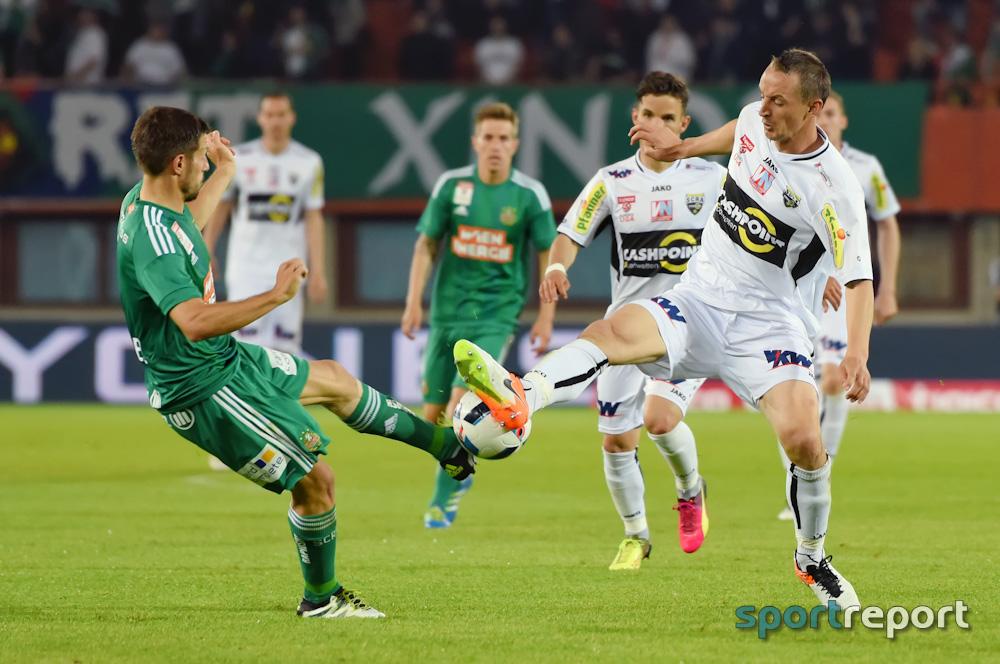 Rapid Wien, SCR Altach, #scralt, Allianz Stadion
