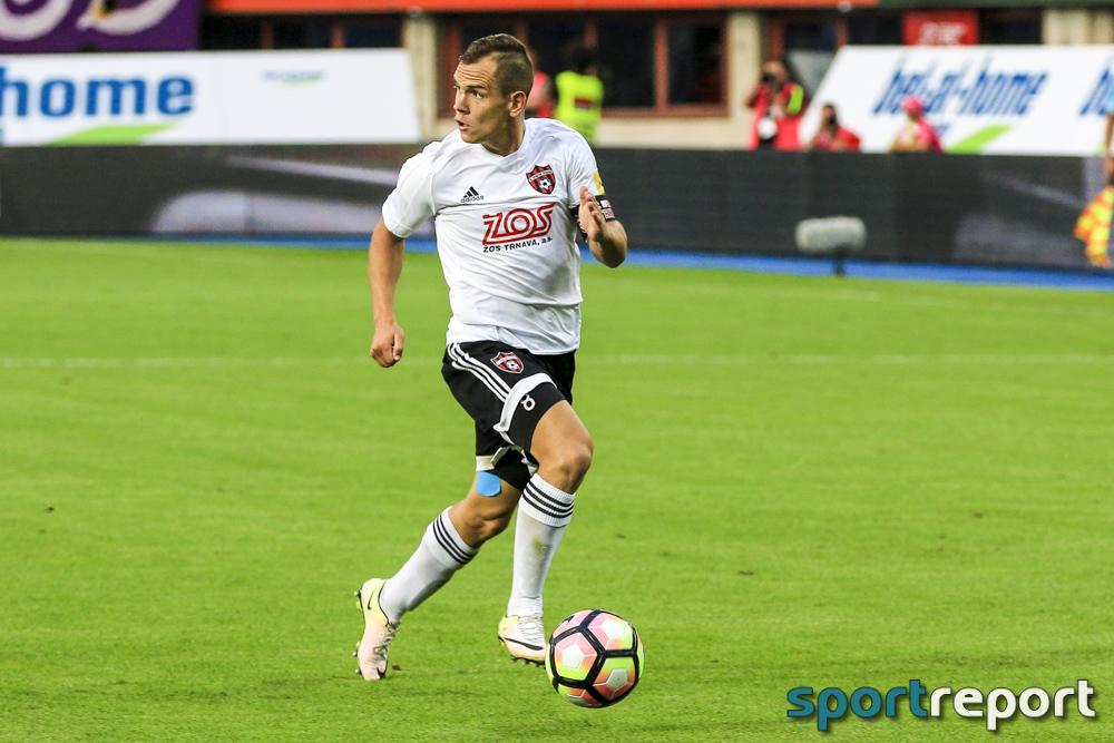FK Austria Wien, Spartak Trnava, Ernst Happel Stadion, Europa League Qualifikation