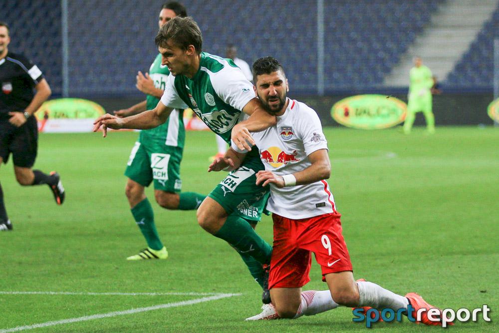 Fußball, Bundesliga, Tipico Bundesliga, Dabbur, Munas Dabbur, Red Bull Salzburg