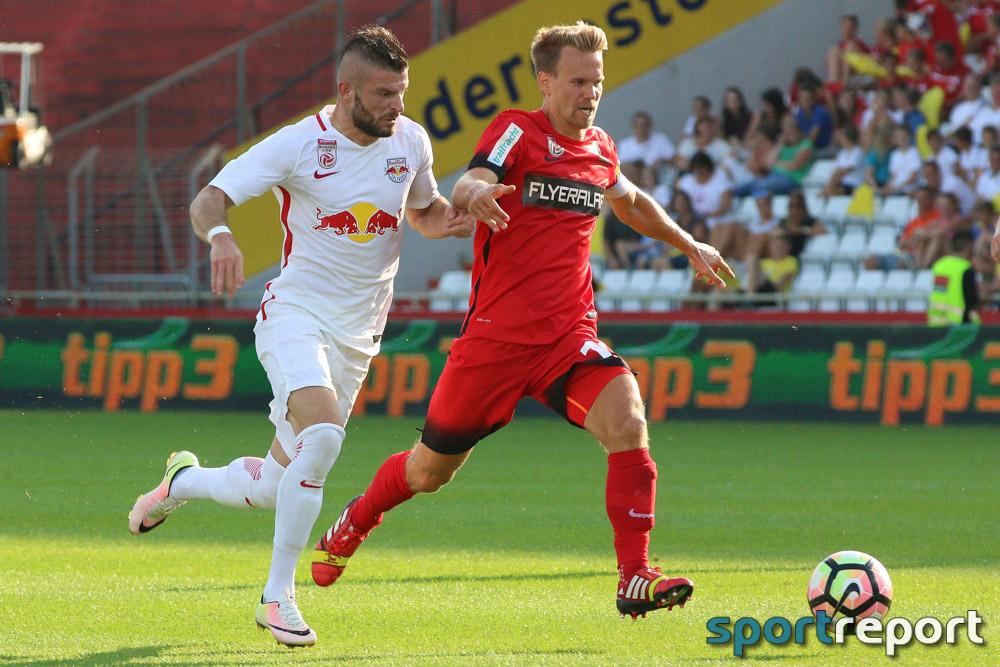FC Red Bull Salzburg muss zum Jahresabschluss beim WAC antreten - Ulmer verlängert Vertrag