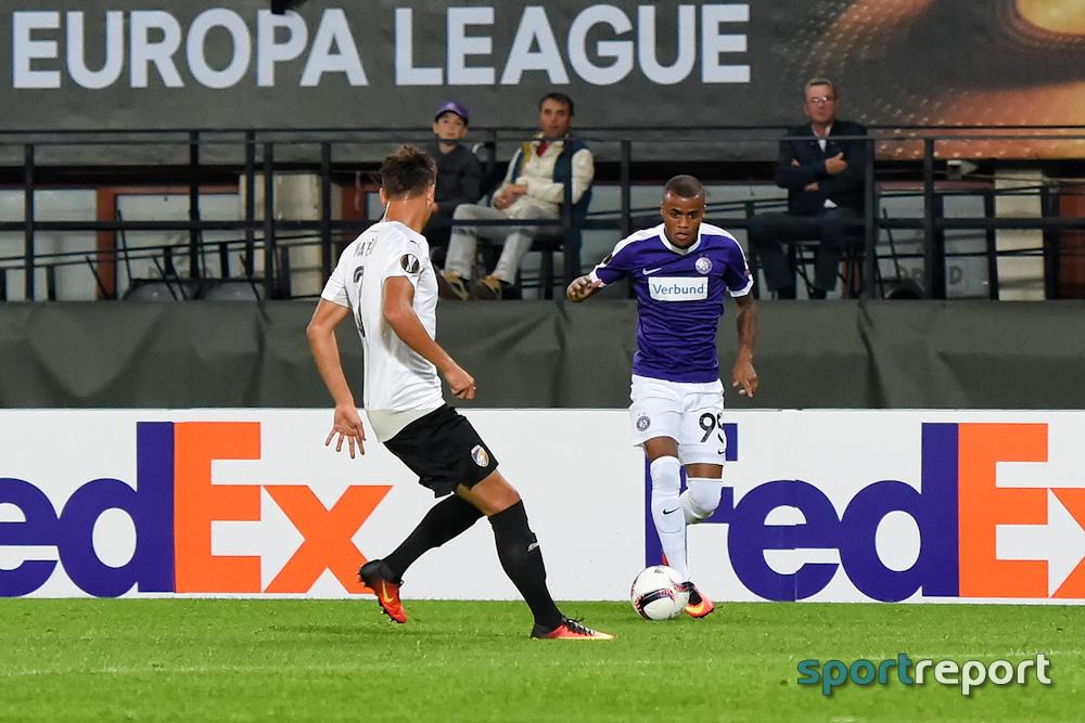 FK Austria Wien, Viktoria Plzen, Ernst Happel Stadion, Europa League