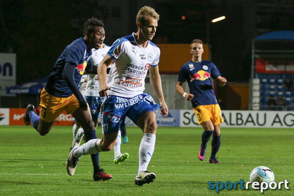 Fußball, Sky Go Erste Liga, Floridsdorfer AC, FC Liefering