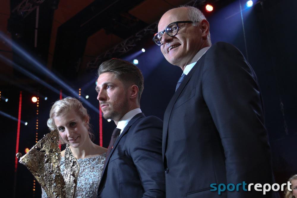 Austria Center Vienna, Nacht des Sports, Sportler des Jahres, Sportlerin des Jahres