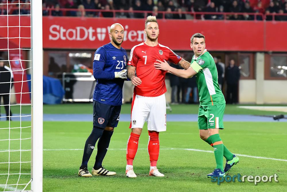 österreich gegen irland