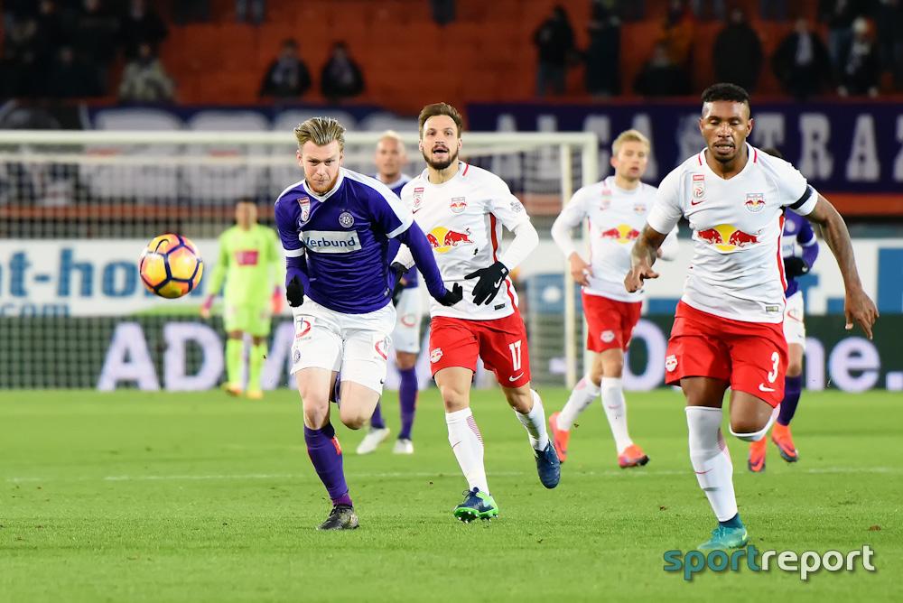 Austria Wien holt Punkt bei Red Bull Salzburg