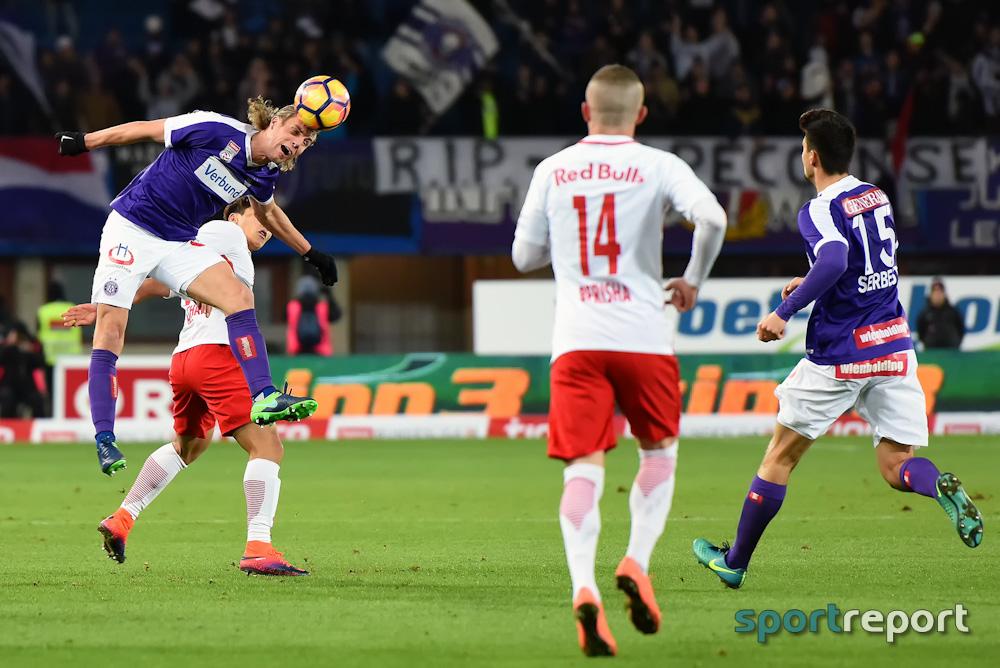 FK Austria Wien, FC Red Bull Salzburg, Ernst Happel Stadion, tipico Bundesliga