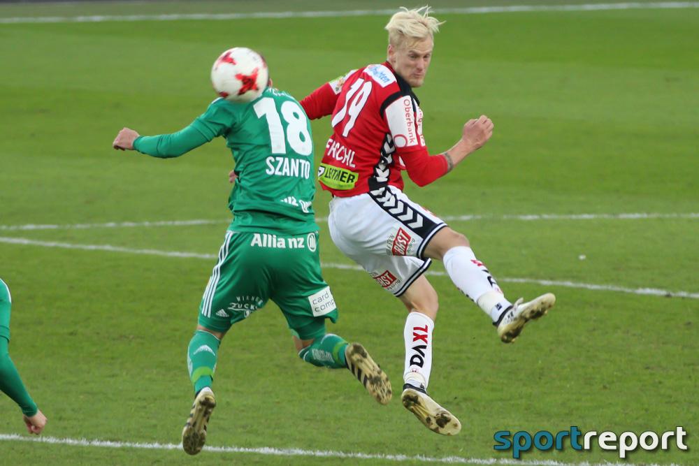 SK Rapid Wien, SV Ried, Allianz Stadion, tipico Bundesliga