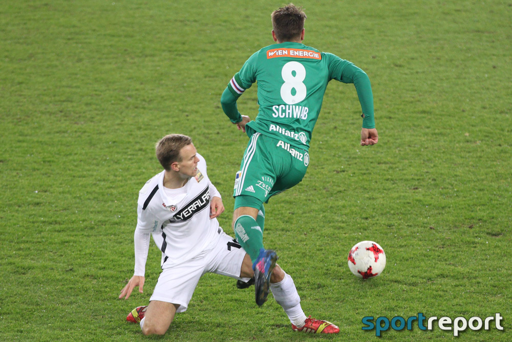 SK Rapid Wien, FC Admira Wacker Mödling, Allianz Stadion, tipico Bundesliga