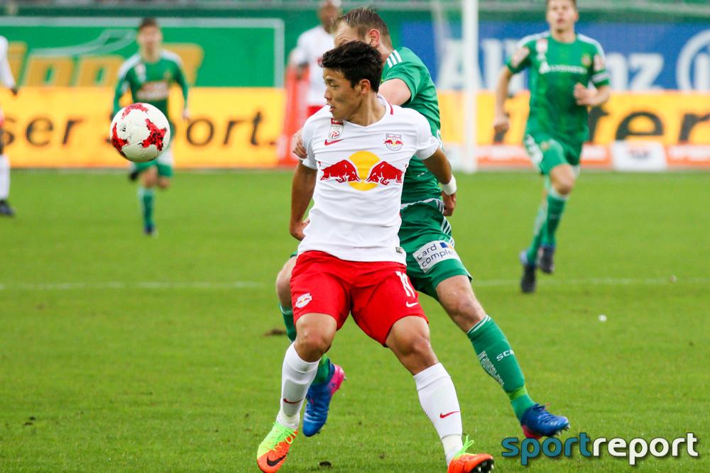 SK Rapid Wien, FC Red Bull Salzburg, Allianz Stadion, tipico Bundesliga