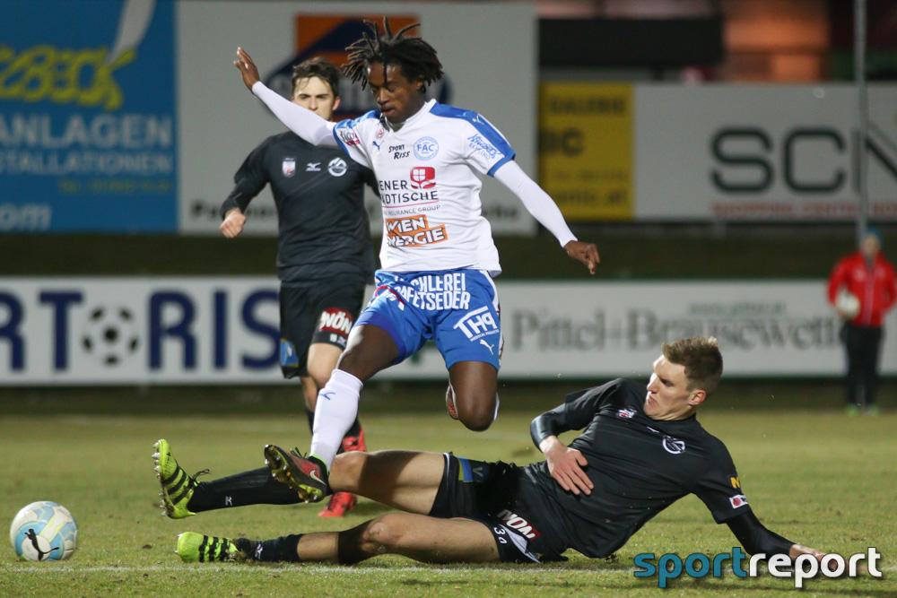 Floridsdorfer AC, FAC, SV Horn, FAC Platz, Sky Go Erste Liga