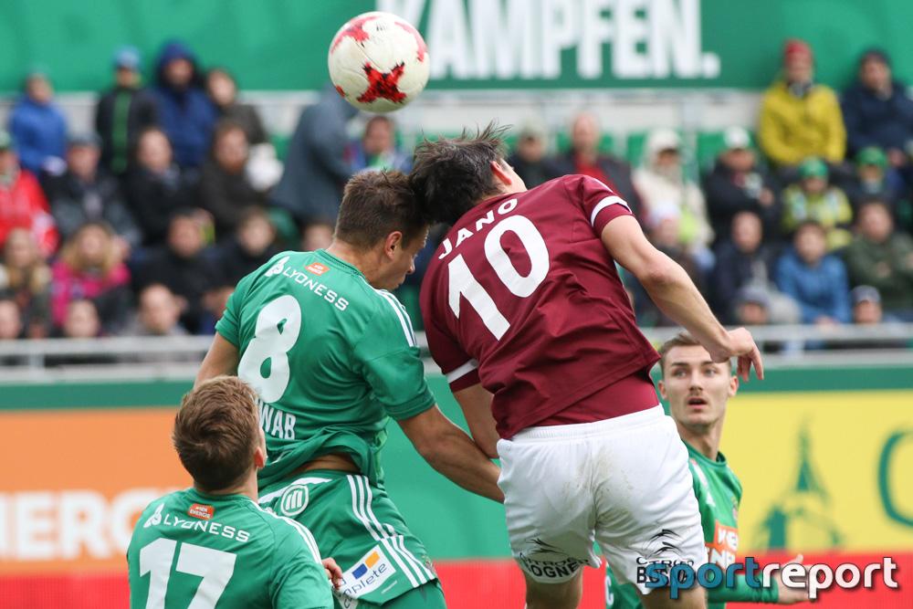 SK Rapid Wien, SV Mattersburg, Allianz Stadion, tipico Bundesliga