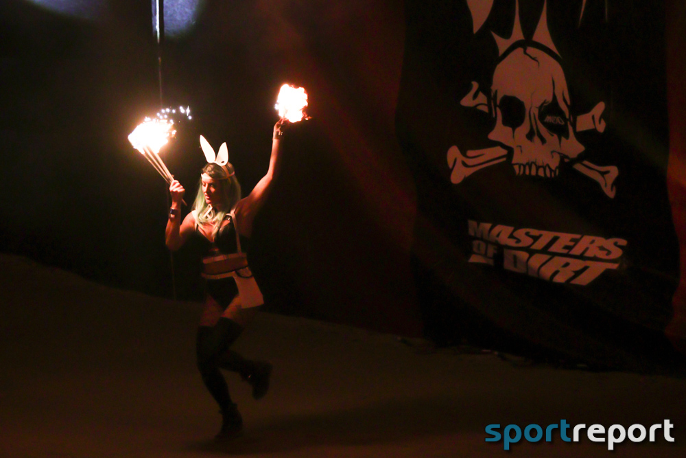 Masters of Dirt, M.O.D., Wiener Stadthalle, The Fuel Girls