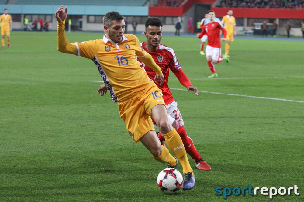Österreich, Moldawien, Ernst Happel Stadion, WM Qualifikation