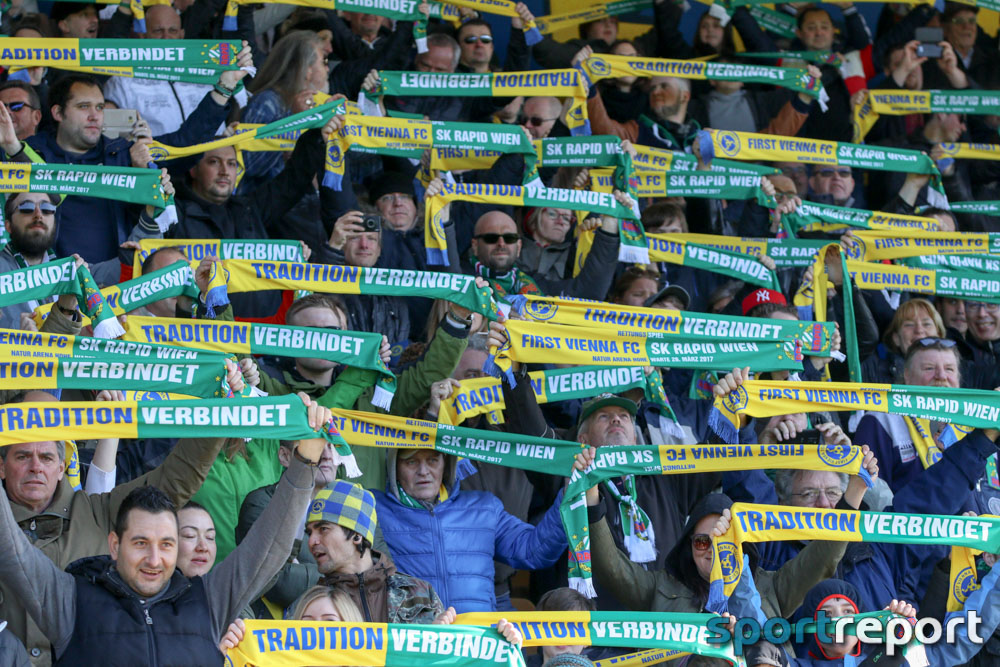 Fußball, Ostliga, Regionalliga Ost, First Vienna FC, UNIQA, Vienna