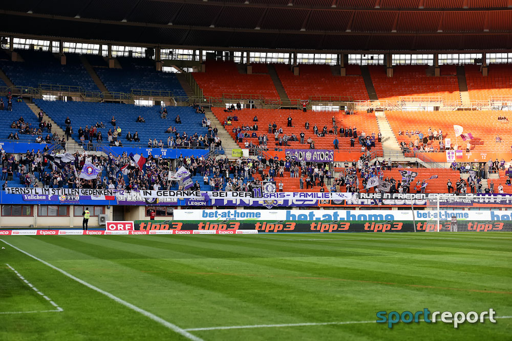 FK Austria Wien, FC Admira Wacker Mödling, Ernst Happel Stadion, tipico Bundesliga