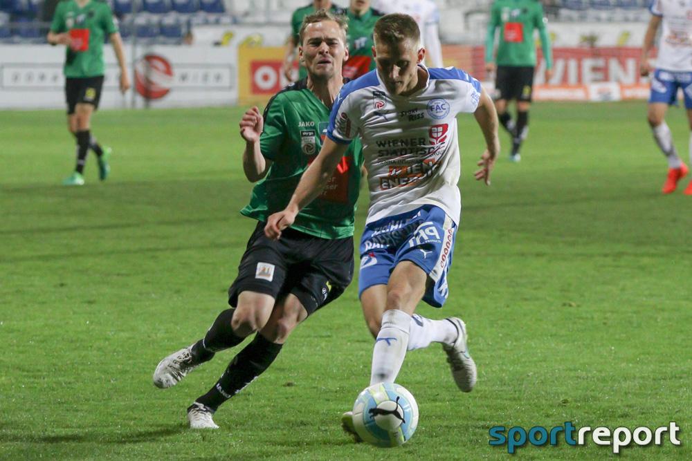 Floridsdorfer AC, FAC, FC Wacker Innsbruck, FAC Platz, Sky Go Erste Liga