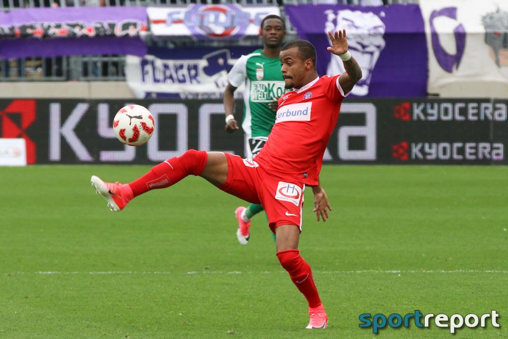 SV Mattersburg, FK Austria Wien, Pappelstadion, tipico Bundesliga