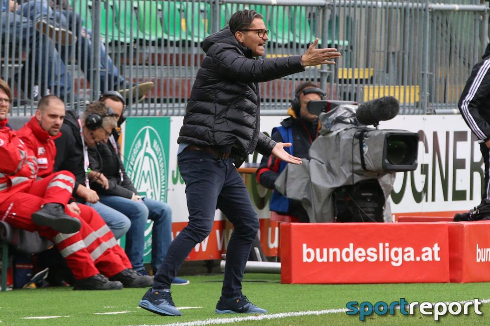 Fußball, Bundesliga, Tipico Bundesliga, 30. Runde, Sturm Graz, SV Mattersburg, Sturm Graz vs. SV Mattersburg