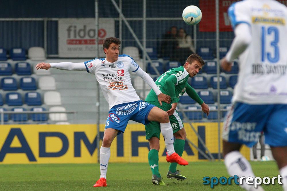 Floridsdorfer AC, FAC, WSG Wattens, FAC Platz, Sky Go Erste Liga