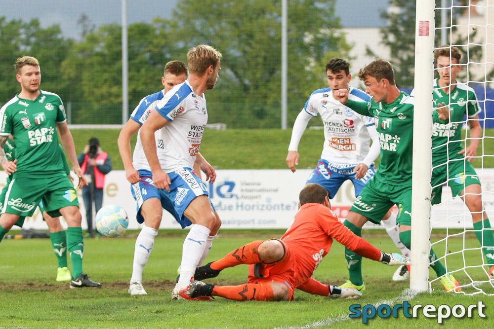 Fußball, Erste Liga, Sky Go Erste Liga, WSG Wattens, Grünwald, Pascal Grünwald
