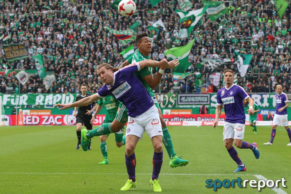 SK Rapid Wien, FK Austria Wien, Allianz Stadion, tipico Bundesliga
