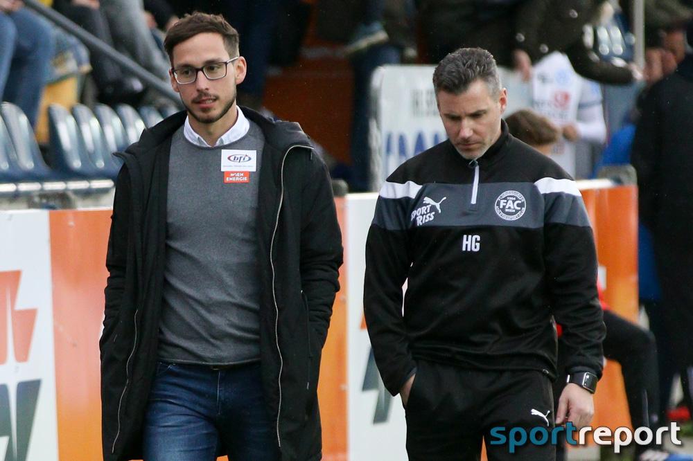 Fußball, Holstein Kiel, Dominik Glawogger, Deutschland, FAC, Floridsdorfer AC