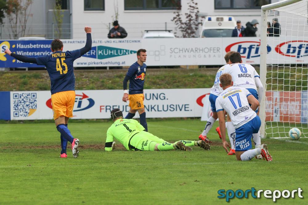 Floridsdorfer AC, FAC, FC Liefering, FAC Platz, Sky Go Erste Liga