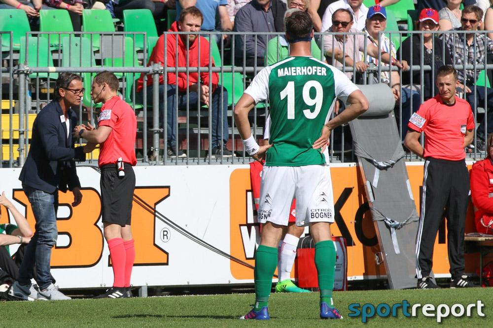 SV Mattersburg, WAC, Stefan Maierhofer