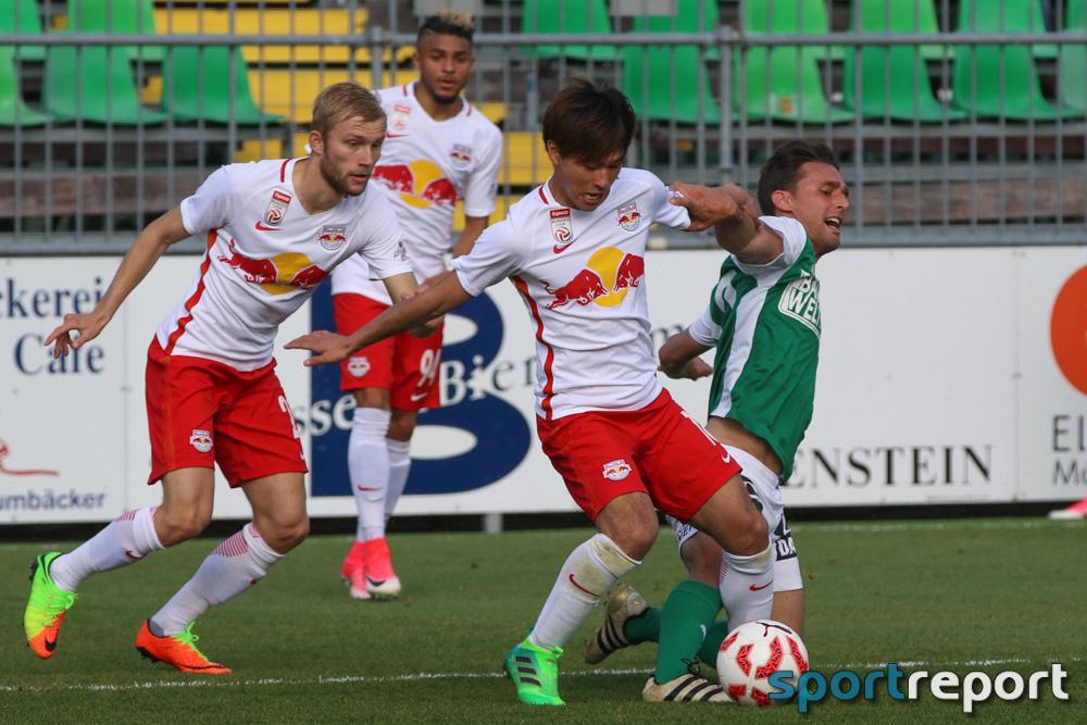 SV Mattersburg, FC Red Bull Salzburg, Pappelstadion, tipico Bundesliga