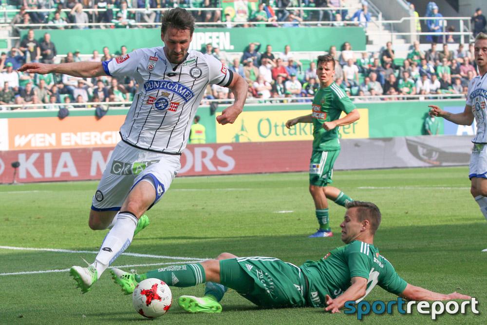 Die Bilder Vom Spiel Rapid Wien Gegen Sk Sturm Graz