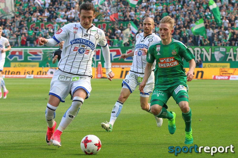 SK Rapid Wien, SK Sturm Graz, Allianz Stadion, tipico Bundesliga