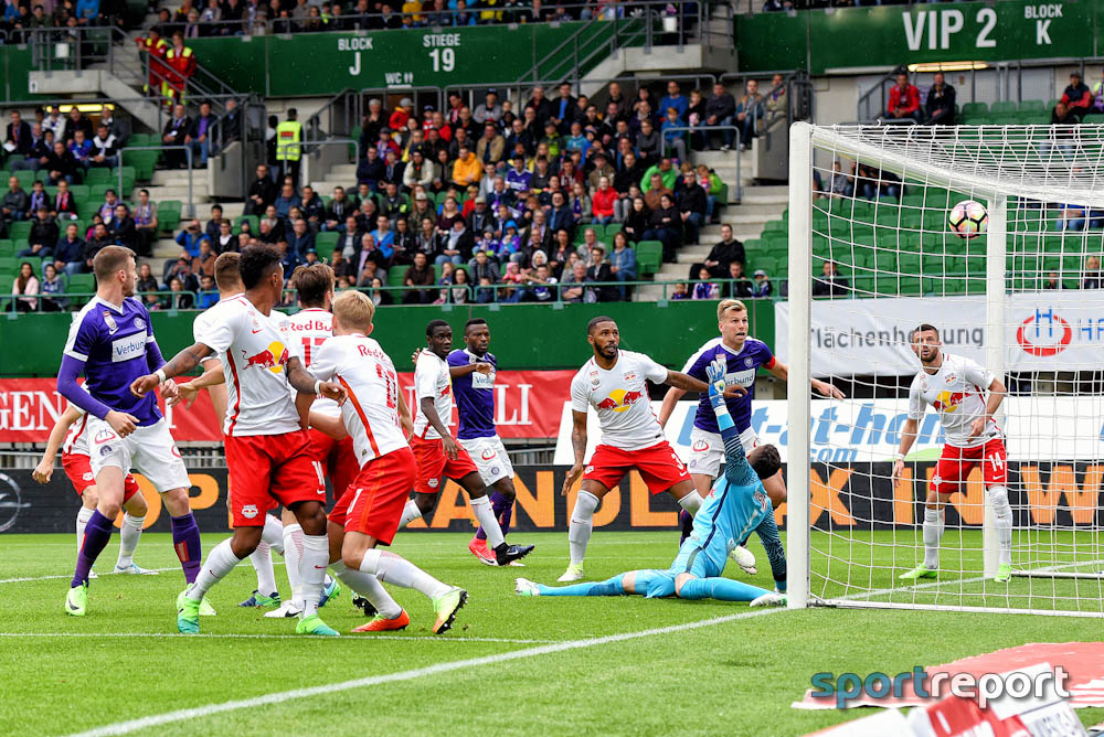 Fußball, Red Bull Salzburg, Austria Wien, Tipico Bundesliga