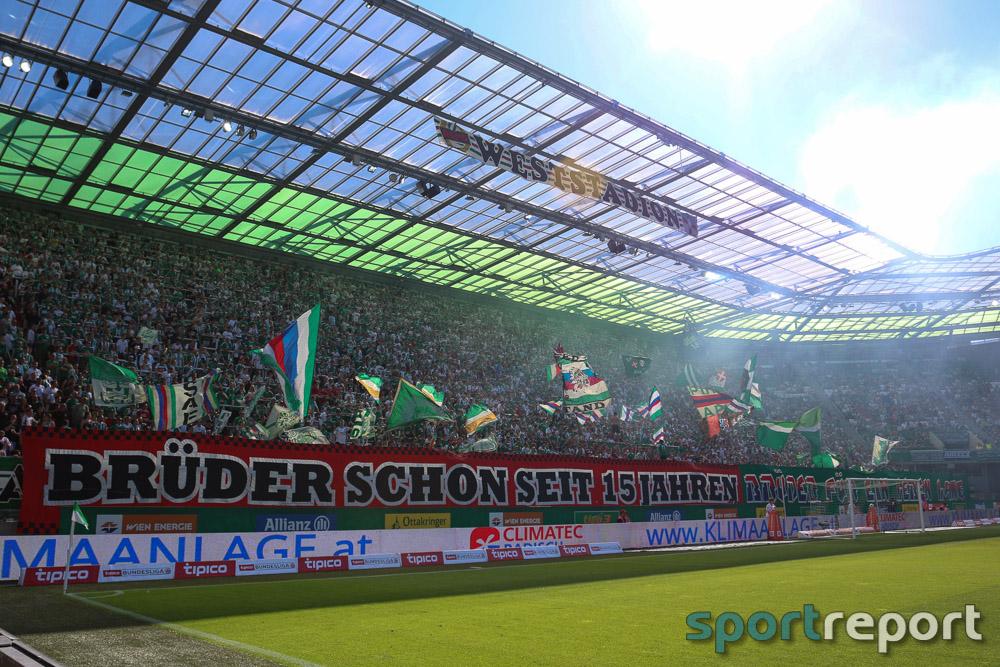 SK Rapid Wien, SKN St Pölten, Allianz Stadion, tipico Bundesliga