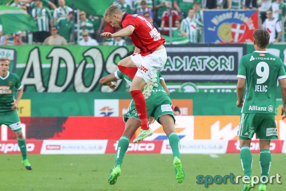 Matej Jelic, Rapid Wien, HNK Rijeka