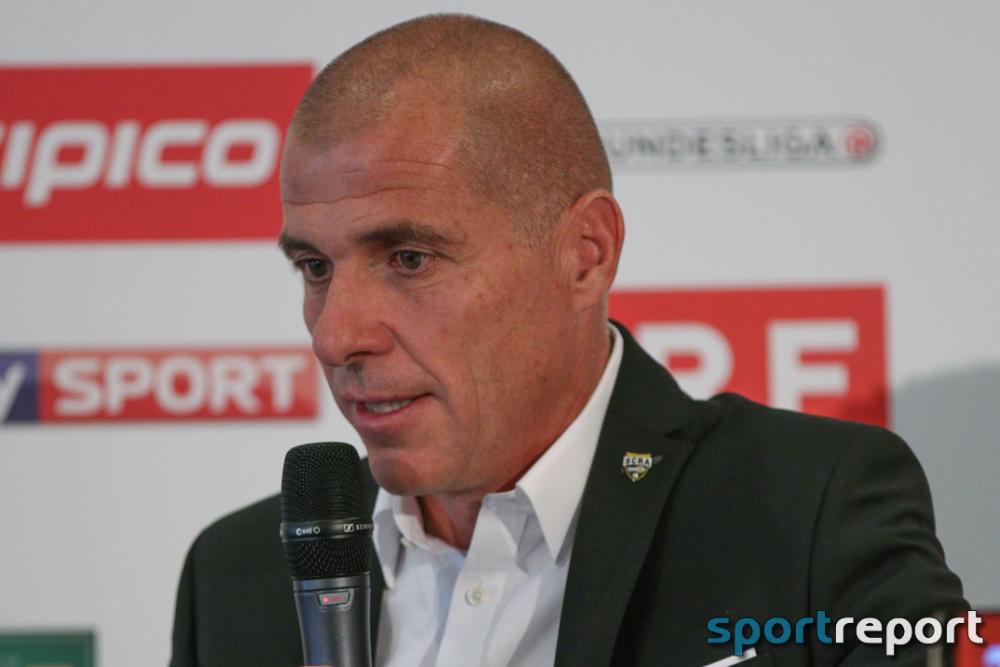 Fußball, Bundesliga, Tipico Bundesliga, SCR Altach, Altach, Schmidt, Klaus Schmidt